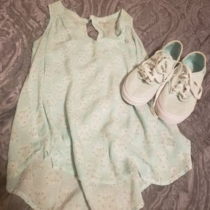 Vans with a old navy top to match